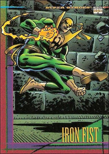 Marvel Universe: Series 4 (Base Set) 88-A by SkyBox