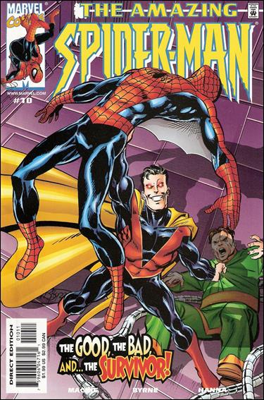 Amazing Spider-Man (1999) 10-A by Marvel