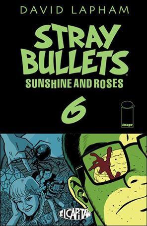 Stray Bullets: Sunshine and Roses 6-A