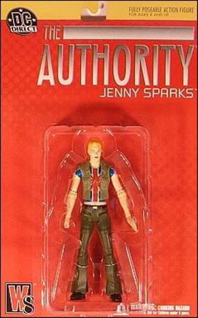 Authority Jenny Sparks