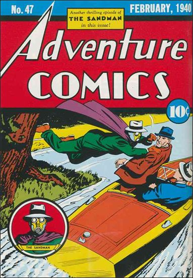 Adventure Comics (1938) 47-A by DC