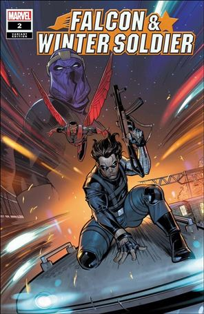 Falcon & Winter Soldier 2-B