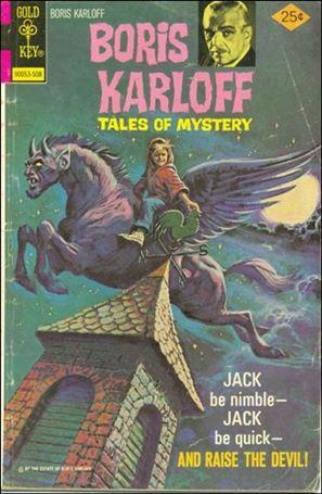 Boris Karloff Tales of Mystery 63-A