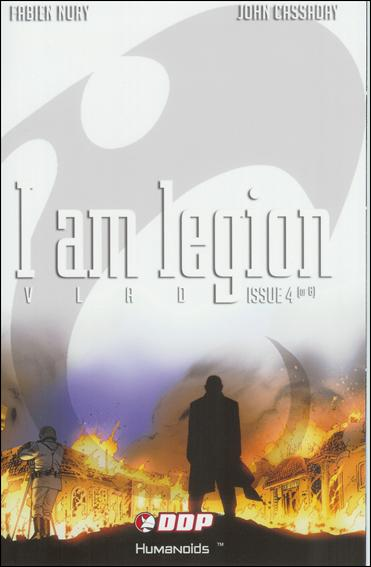 I Am Legion (2009) 4-A by Devil's Due