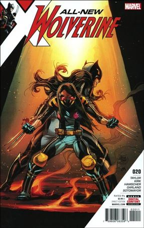 All-New Wolverine  20-A