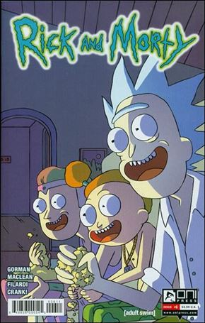Rick and Morty 6-A