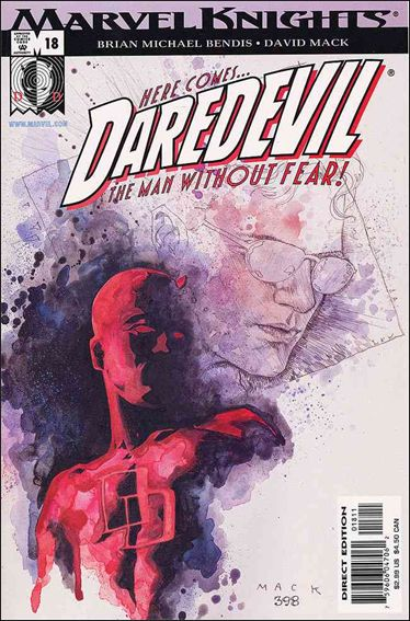 Daredevil (1998) 18-A by Marvel