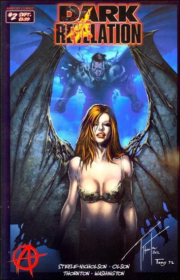 Dark Revelation 2-A by Anarchy Comics