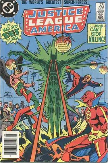 Justice League of America (1960) 226-A by DC
