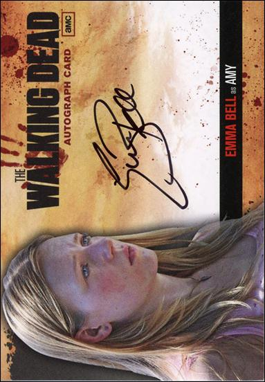 Walking Dead (Autograph Subset) A9-A by Cryptozoic Entertainment