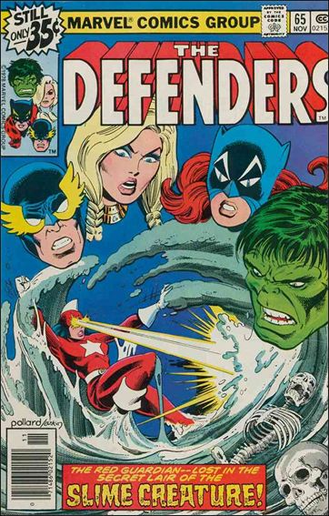Defenders (1972) 65-A by Marvel