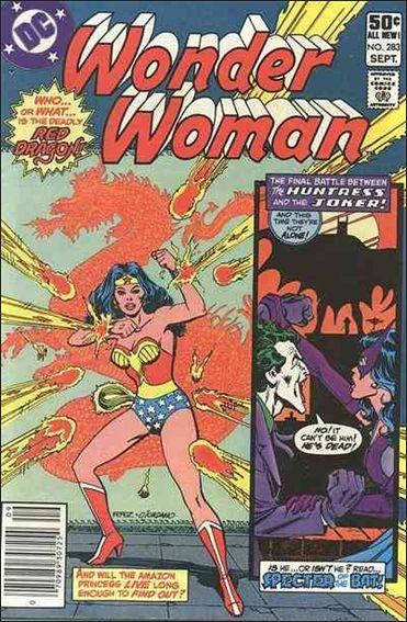 Wonder Woman (1942) 283-A by DC