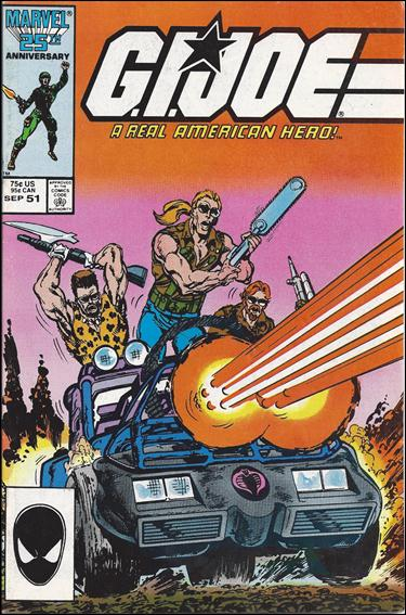 G.I. Joe: A Real American Hero 51-B by IDW
