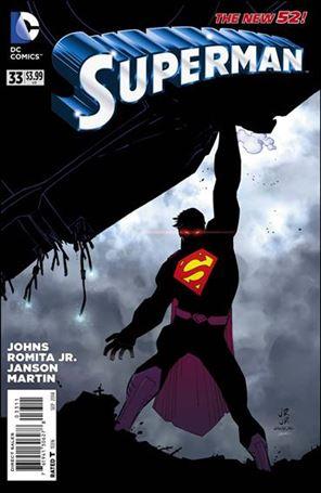 Superman (2011) 33-A