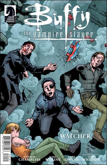 Buffy the Vampire Slayer Season 9 20-B by Dark Horse