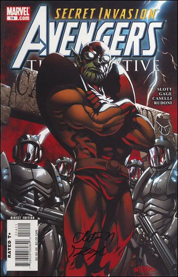 Avengers: The Initiative 14-C by Marvel