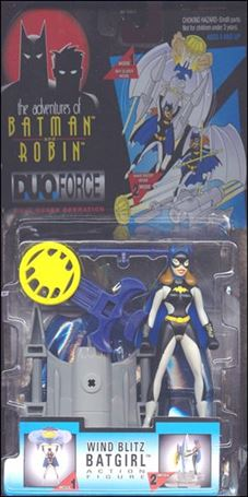 Adventures of Batman and Robin: Duo Force Batgirl (Wind Blitz)