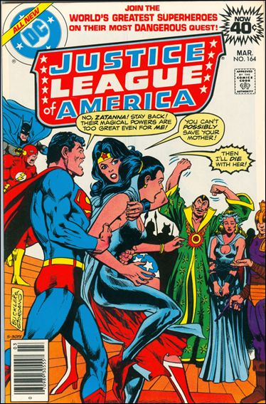 Justice League of America (1960) 164-A by DC
