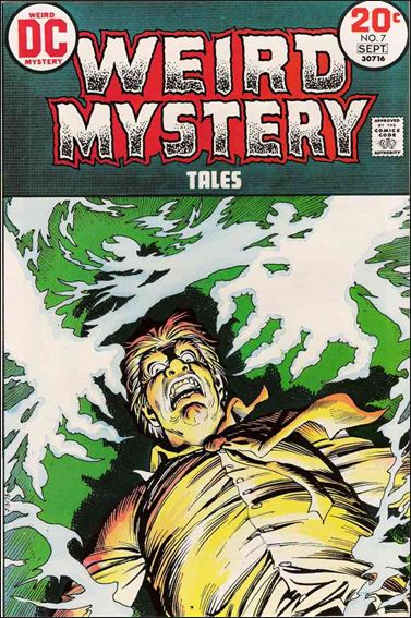 Weird Mystery Tales (1972) 7-A by DC