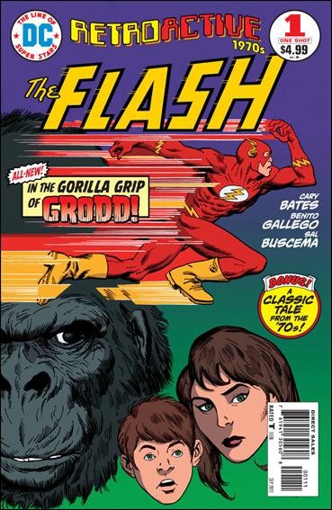 DC Retroactive: Flash - The 70's 1-A by DC