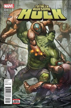Totally Awesome Hulk 18-A