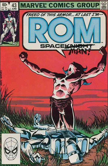 ROM (1979) 43-A by Marvel