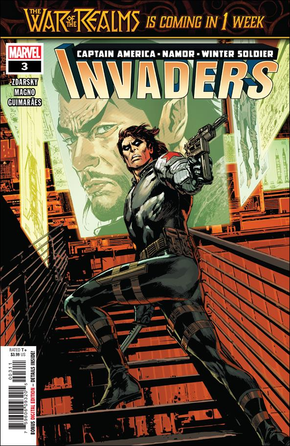 Invaders (2019) 3-A by Marvel