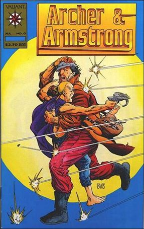 Archer & Armstrong (1992) 0-B