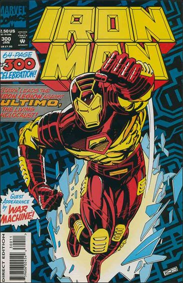 Iron Man (1968) 300-A by Marvel