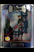 Batman (Exclusives) Catwoman (Black Idol) 2005 SDCC Exclusive