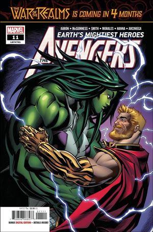 Avengers (2018) 11-A