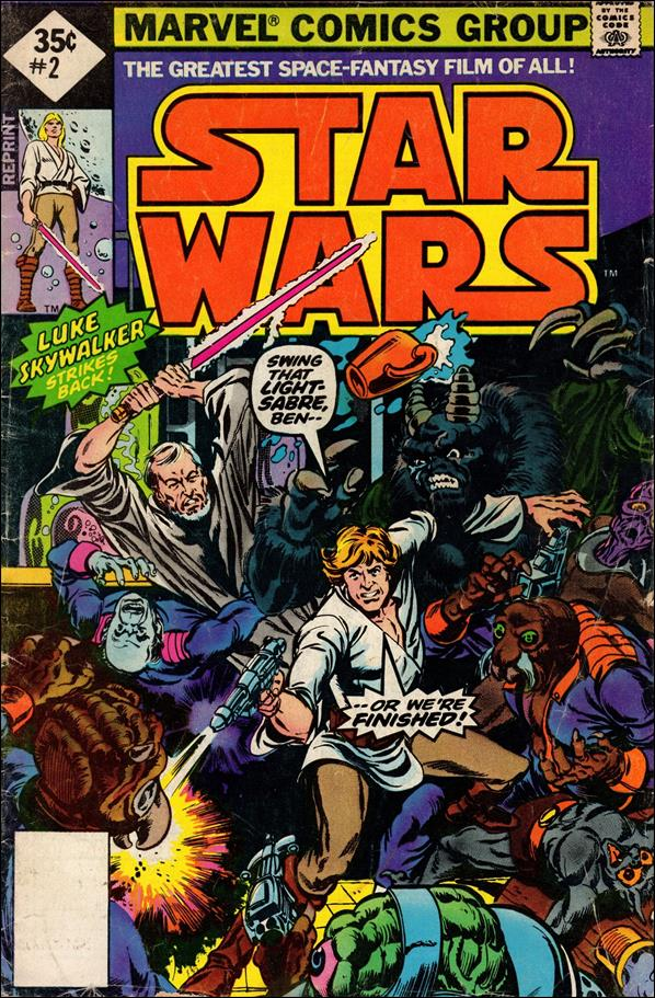 Star Wars (1977) 2-F by Marvel