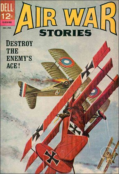 Air War Stories 2-A by Dell