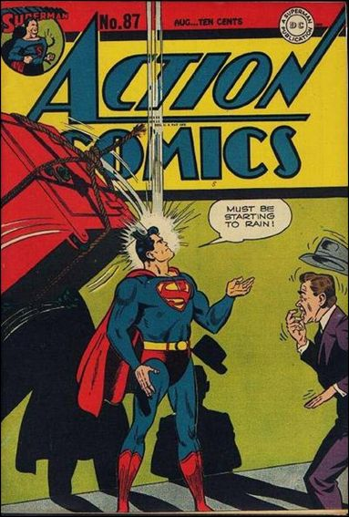 Action Comics (1938) 87-A by DC