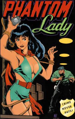 Phantom Lady (1994) 1-A by Verotik