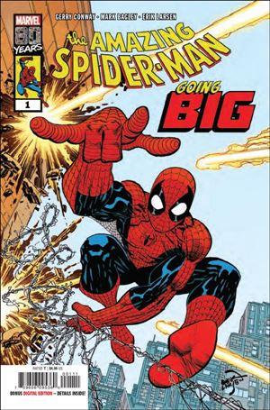 Amazing Spider-Man: Going Big 1-A
