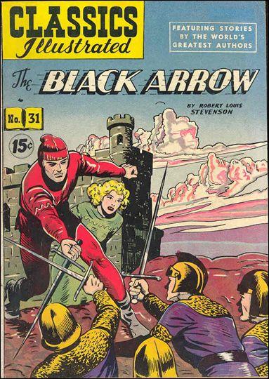 Classic Comics/Classics Illustrated 31-D by Gilberton