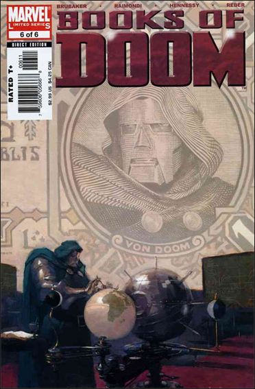 Books of Doom 6-A by Marvel
