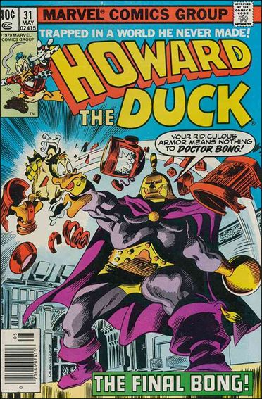 Howard the Duck (1976) 31-A by Marvel
