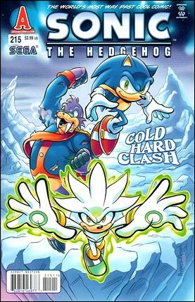 Sonic the Hedgehog (1993) 215-A by Archie
