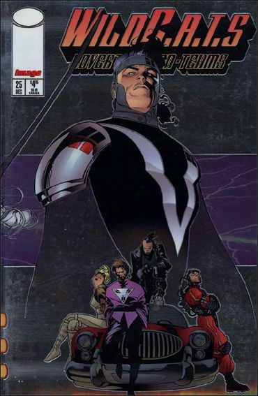 WildC.A.T.s: Covert Action Teams 25-A by Image