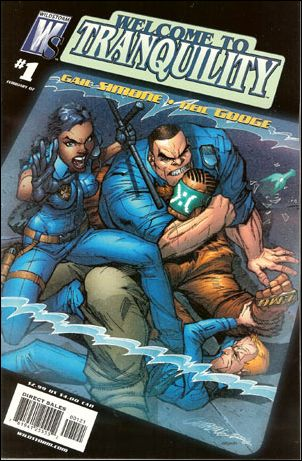 Welcome to Tranquility 1-B by WildStorm