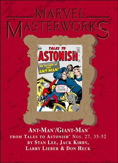 Marvel Masterworks: Ant-Man/Giant-Man 1-B by Marvel