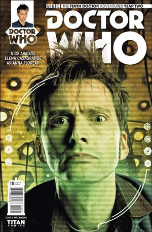 Doctor Who: The Tenth Doctor Year Two 10-B