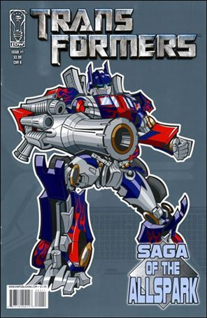 Transformers: Saga of the Allspark 1-B