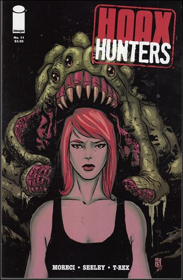 Hoax Hunters (2012) 11-A by Image