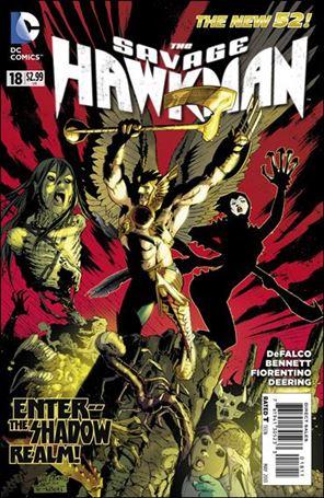 Savage Hawkman 18-A