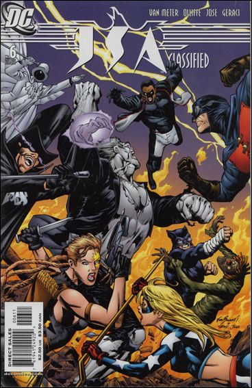 JSA: Classified 6-A by DC
