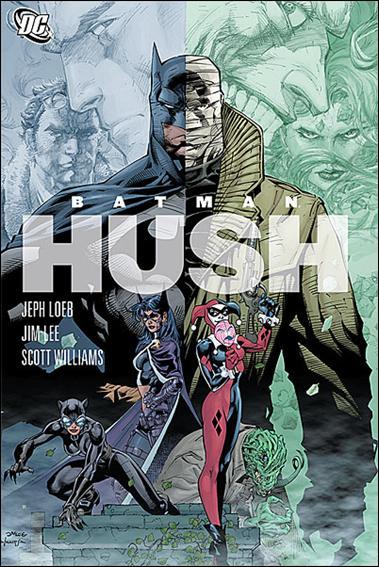 Batman: Hush (2009) 1-A by DC