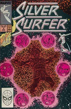 Silver Surfer (1987) 9-A